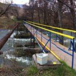 Ремонтиран мост към Косанин дол